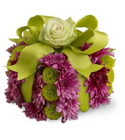 цветы для девочки