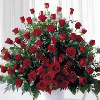 цветы на юбилей женщине