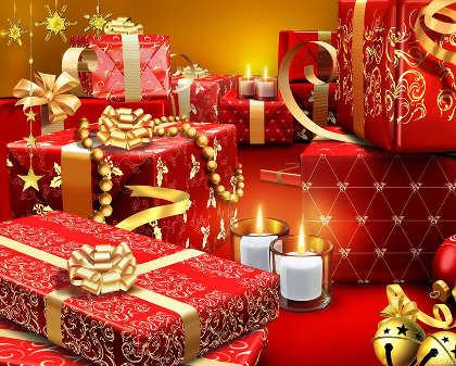 подарки для всех к новому году
