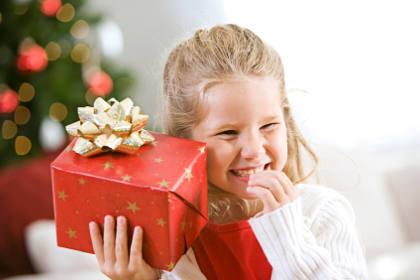 подарок маленькому ребенку