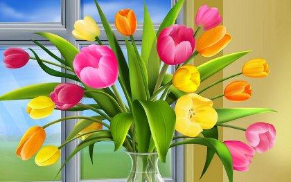8 марта самый праздник