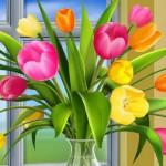 Поздравление одноклассниц с 8 марта