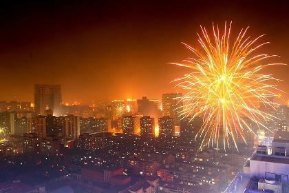 новый год в Китае 2014