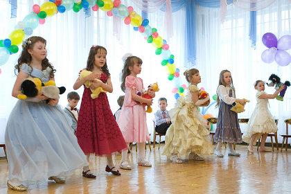 подарки детям в детском саду